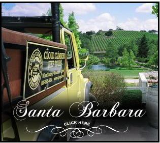 Santa Barbara Wine Tours Jeep