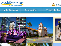California Travel & Tourism Commission